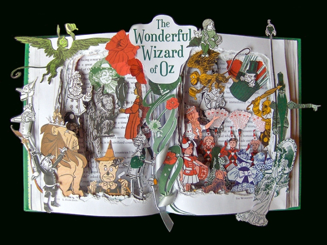 Kelly Campbell Berry - Wizard of Oz