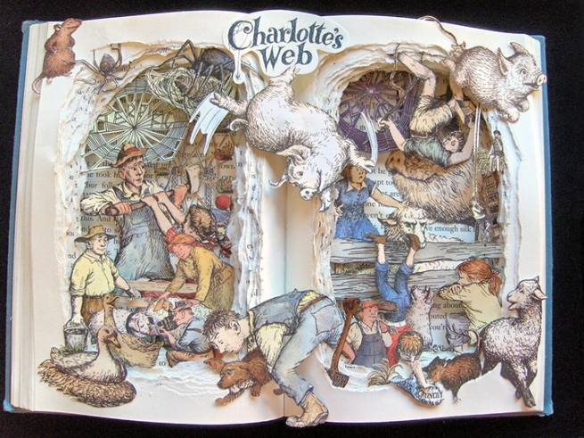 Kelly Campbell Berry - Charlottes Web