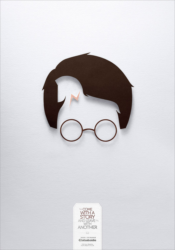 "Colsubsidio Libraries: ""Harry Potter and Trojan horse"""